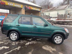 02 honda crv 200k got swap motor low milles awd free rust for Sale in Worcester, MA