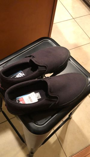 Classic Slip On Vans for Sale in Tacoma, WA