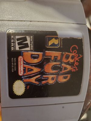 Conkers bad fur day Authentic! for Sale in Los Angeles, CA