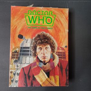 Dr Who The Game of Time and Space Board Game for Sale in Milwaukee, WI