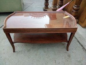 Antique Vintage Coffee Table - Must Go Tonight - Moving for Sale in Fullerton, CA