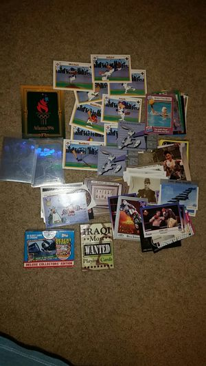 SPORTS CARDS for Sale in Riverside, CA