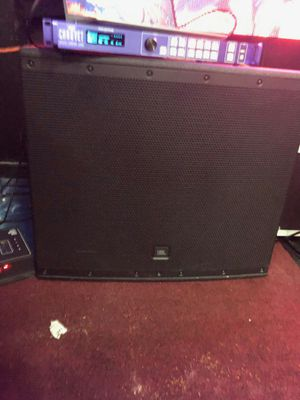 Jbl eon 618s on sale today message us for the lowest prices in la today for Sale in Downey, CA