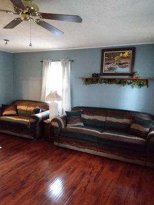 Couch & Loveseat for Sale in Wichita, KS