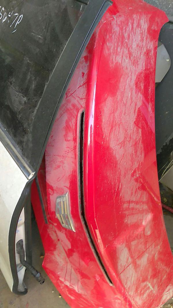 Big lot of car parts fenders doors wholesale by