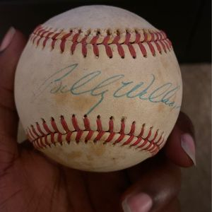 Singed Baseball for Sale in Los Angeles, CA