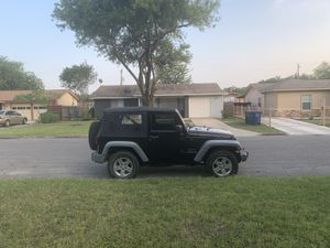 2011 Jeep Wrangler Sport for Sale in San Antonio, TX