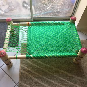 Pakistani Indian kids bed chadpai handmade for Sale in Silver Spring, MD