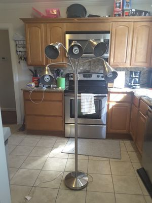 Retro floor lamp for Sale in Norfolk, VA