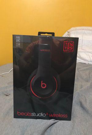 Beats studio3 wireless headphones for Sale in Carmel, IN