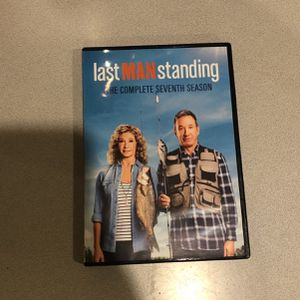 Last Man Standing Complete Seventh Season New! for Sale in Puyallup, WA