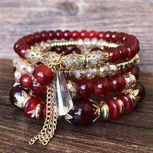 *NEW ARRIVAL* Multi Layer Bohemian Beads Tassel Charm Boho Bracelet Set *See My Other 300 Items* for Sale in Palm Beach Gardens, FL