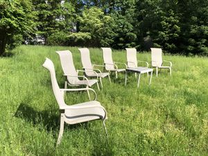 Patio Furniture Chairs Deck Porch for Sale in Edison, NJ