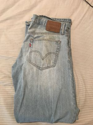 Men's Levi's jeans 34x32 for Sale in Boston, MA