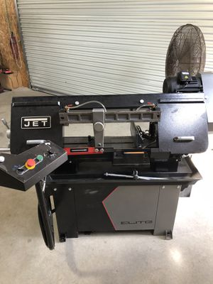 Jet Horizontal bandsaw for Sale in Austin, TX