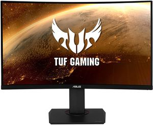 """Asus TUF Gaming VG32VQ 32"""" Curved Gaming Monitor FreeSync HDR Elmb Sync 1440P 144Hz 1ms Eye Care with DP HDMI for Sale in Bonney Lake, WA"""