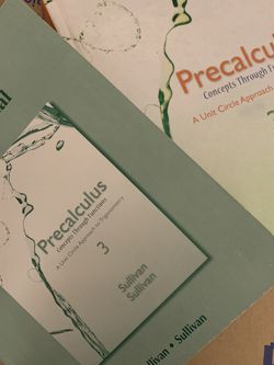 Free Precalculus Testboom for Sale in Portland,  OR