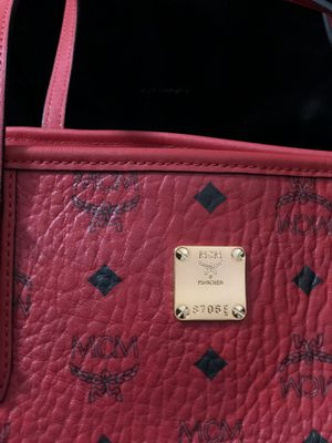 Red MCM Bag for Sale in Dallas, TX