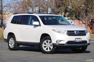 2011 Toyota Highlander for Sale in Vacaville, CA