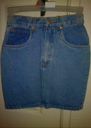 High Waisted Denim Skirt (Size:12) 👉$15 Firm!👈 for Sale in Phoenix, AZ