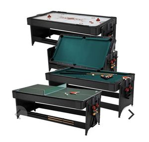 Fat Cat 3-in-1 Air Hockey, Billiards, and Table Tennis Game table for Sale in Buena Park, CA