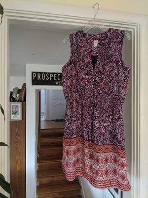 Gap Boho Floral Sleeveless Dress for Sale in Pinole, CA
