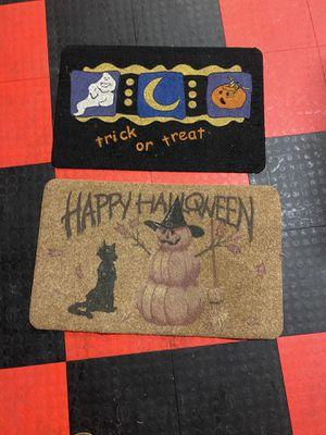 Halloween door mats for Sale in Palm Harbor, FL