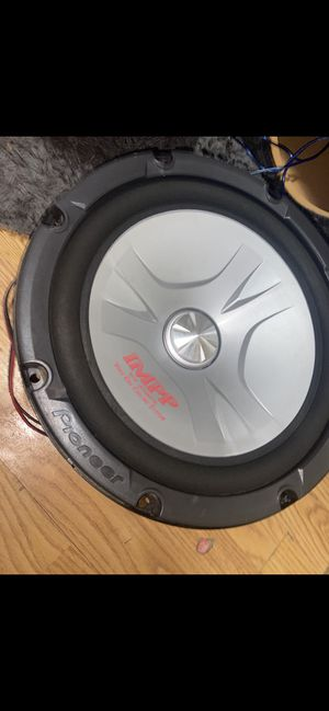 "Subwoofer pioneer IMPP 🔊 12"" for Sale in Madera, CA"