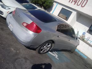 Parts 2003 infiniti g35 for Sale in Downey, CA