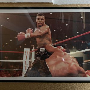 Mike Tyson Frame for Sale in Pomona, CA