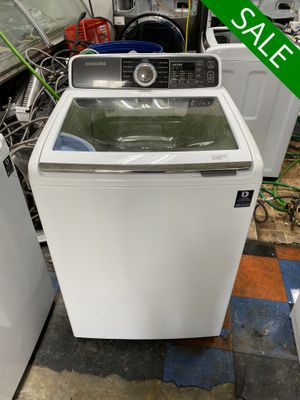 😍😍Washer Samsung High Efficiency Top Load #975😍😍 for Sale in Satellite Beach, FL