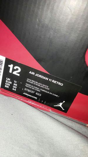Jordan retro 11s sizes 12 for Sale in New York, NY