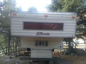 El delrado camper for truck bed for Sale in Denver, CO