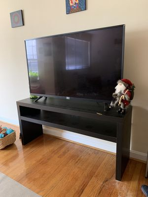 Tv stand for 60'' inch for Sale in Bethesda, MD