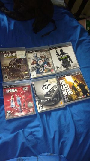 Ps3 games for Sale in Marysville, WA