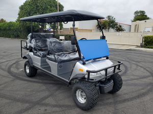 New 2020 Evolution Forester 6 Seat Lifted Street Legal golf cart for Sale in Santa Ana, CA