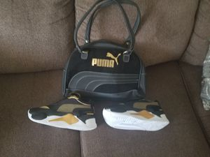 Puma with the bag for Sale in PA, US