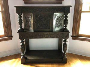 Antique Cabinet for Sale in Glen Ridge, NJ