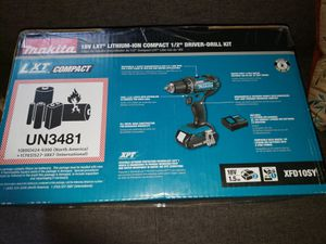 Makita drill for Sale in Hyattsville, MD