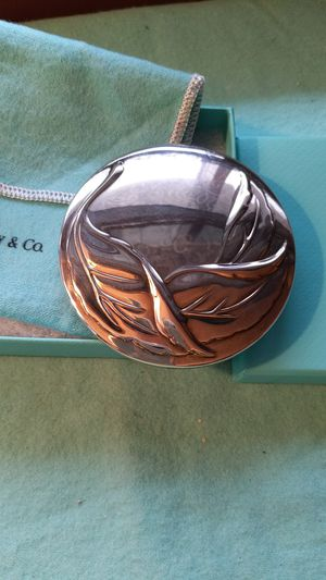 Tiffany & Co Silver Compact Mirror for Sale in McKeesport, PA