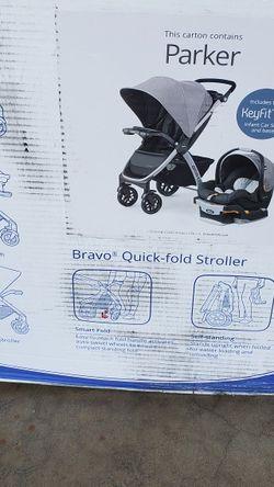 Chicco Bravo Stroller for Sale in Fresno,  CA