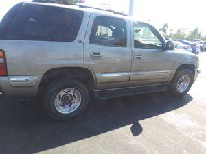 For parts 2003 gmc Yukon for Sale in Stockton, CA