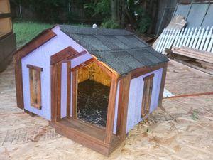 Mini wood dog house for Sale in Grand Prairie, TX