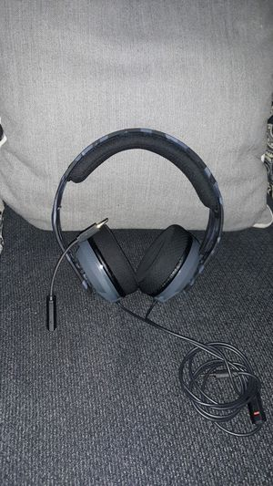 Rig gaming headphones brand new plug in mic optional please buy need money for Sale in Thornton, CO