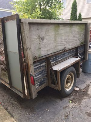 2001 Utility Trailer 5' x 8' for Sale in Downers Grove, IL