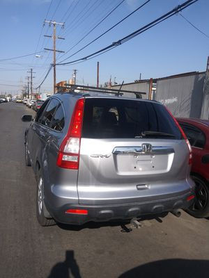 2007 Honda CRV salvage title con 113500 millas for Sale in Los Angeles, CA