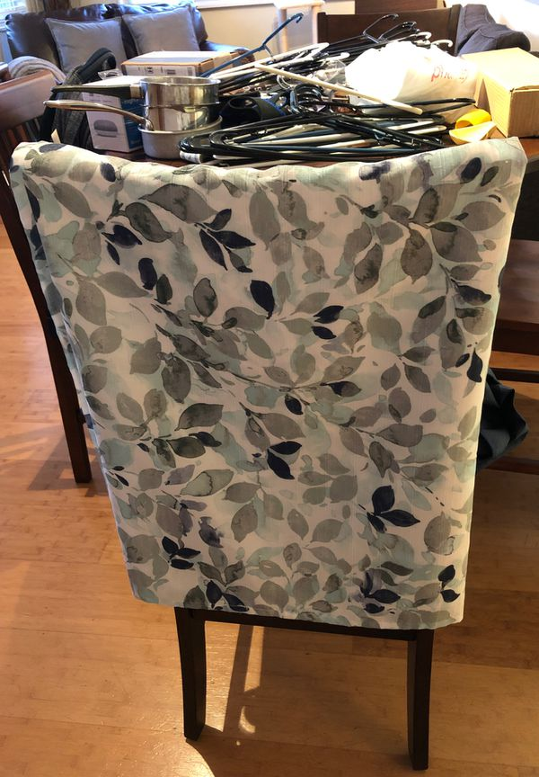 Leaf Fabric Shower Curtain in great condition