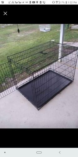Xl dog crate for Sale in Citrus Hills,  FL