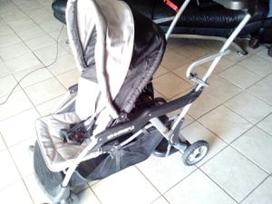 Baby trend sit-n-stand LX double stroller for Sale in Las Vegas, NV