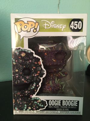Oogie Boogie POP! for Sale in Rancho Cucamonga, CA